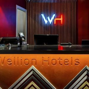 Веллион Водный Отель