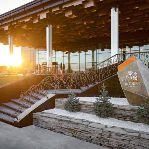Гостиница Тигре Де Кристал Отель и Резорт