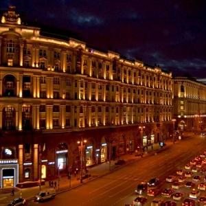 Гостиница Мегаполис Тверская