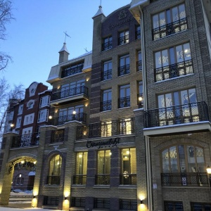 Гостиница Скандинавия