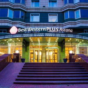 Hotel Best Western Plus Astana