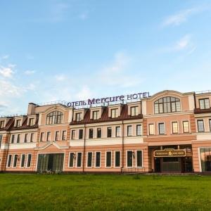 Гостиница Меркюр Минск Старый Город