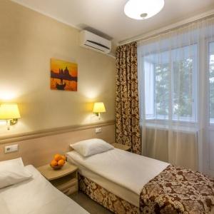 Гостиница Апельсин на Комсомольской