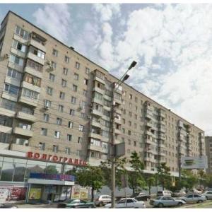 Гостиница Волгоградская