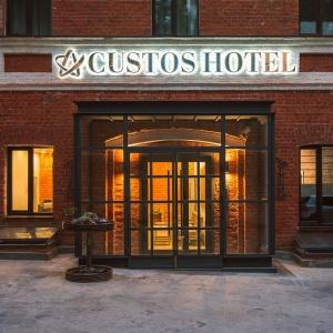 Гостиница Кустос Лубянский Отель