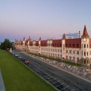 Гостиница Форт Колесник