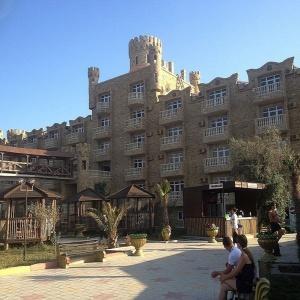Гостиница Замок Аров
