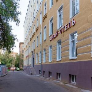 Гостиница Амай Отель на Первомайской