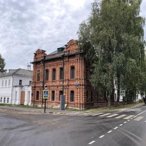 Kupecheskaya Solvychegodsk