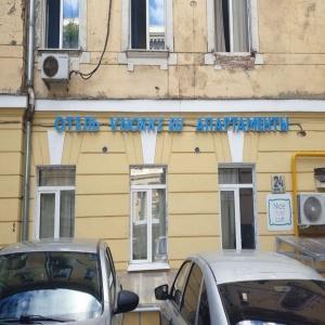 Гостиница ВНорке Краснопрудная