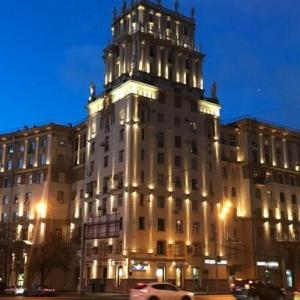 Гостиница Шелтер-Хотелс Парк Горького