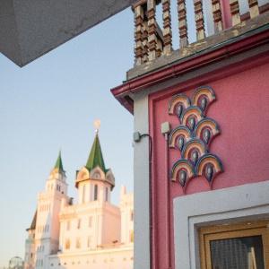 Гостиница Сказка Дизайн-Отель в Измайловском Кремле