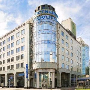Гостиница Новотель Москва Центр