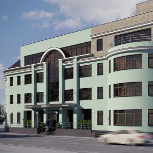 Гостиница Селект Павелецкая (б.Татьяна)