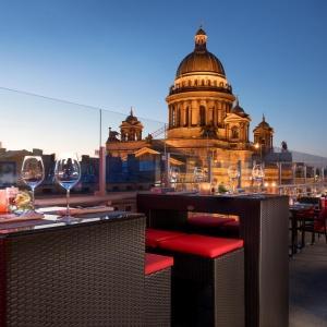 Renaissance St.Petersburg Baltic Hotel