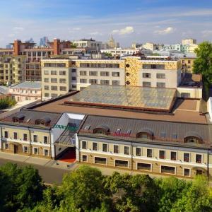 Courtyard Moscow City Center