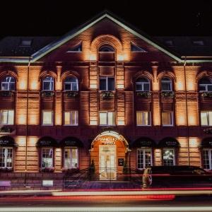 Гостиница Гранд Отель Пермь (б. Евротель)