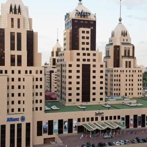 Radisson Hotel Astana
