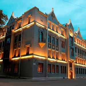 Гостиница Ланкастер Корт Отель
