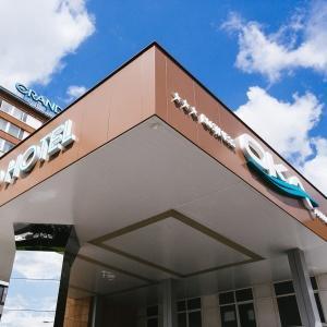 Гранд Отель Ока, корпус