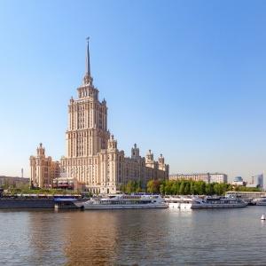 Гостиница Рэдиссон Коллекшн Отель Москва
