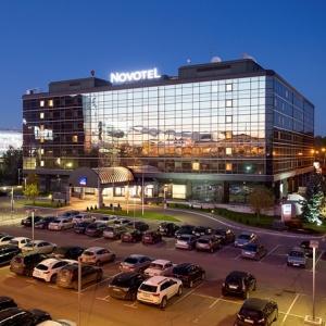 Hotel Novotel Moscow Sheremetyevo Airport