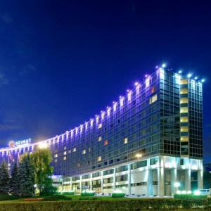Hotel AZIMUT Hotel Olympic Moscow