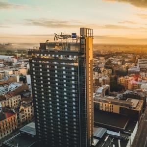 Гостиница Рэдиссон Блу Отель Латвия