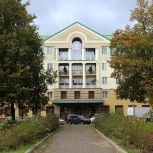 Гостиница Волхов