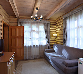 Гостиница Сосновый Бор