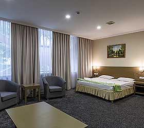 Гостиница Ренион