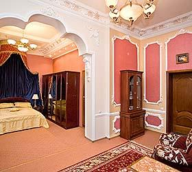 Гостиница Центральная-Бристоль