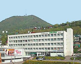 Гостиница Авача