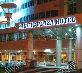 Hotel Pacific Plaza Sakhalin