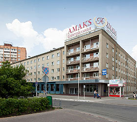 Гостиница Амакс Центральная