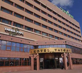 Hotel Taiga