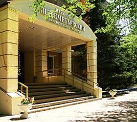 Гостиница Парк-Отель Шереметьевский