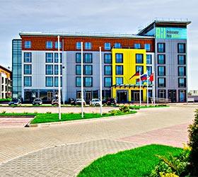 Гостиница Амбассадор Отель Калуга