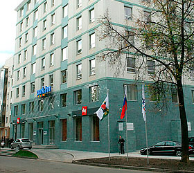 Гостиница Парк Инн от Рэдиссон Казань