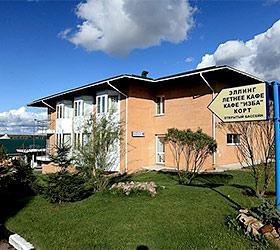 Гостиница Новый Берег Отель Яхт-Клуб