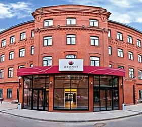 Гостиница АЗИМУТ Москва Тульская Отель
