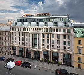 Гостиница Дабл Ю Санкт-Петербург