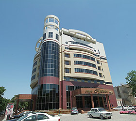 Гостиница Платан Южный