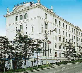 Hotel VM-Centralnaya (former VW-Centre)