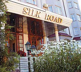Hotel Silk Road Lodge