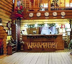 Гостиница ВКС-Кантри