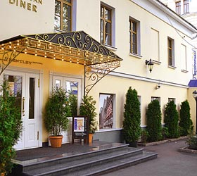 Гостиница Бентлей