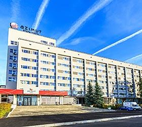 Гостиница АЗИМУТ Отель Нижний Новгород