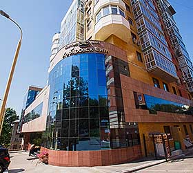 Khabarovsk City Boutique-Hotel