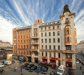 Гостиница Аллегро на Московском Мини-Отель